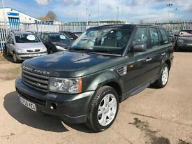 Land Rover Range Rover Sport 2.7TD V6 Auto HSE - FEB 18 MOT - 2 KEYS