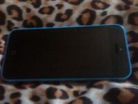 selling blue iPhone 5c