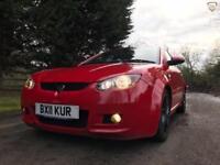 2011 PROTON SATRIA NEO GSX Red Auto Petrol