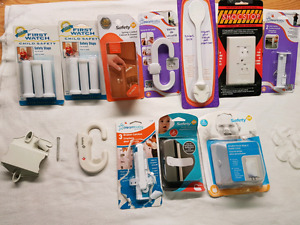 Various Baby Safety Products