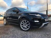 Land Rover Range Rover Evoque SD4 190HP 4WD Prestige Lux
