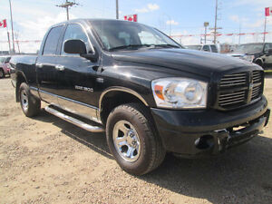 2007 Dodge Ram  SPORT,Q/C,4X4.BAD CREDIT YOU COULD BE DRIVING