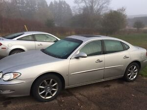 06 BUICK ALLURE CXS MVI UNTIL AUG 2017