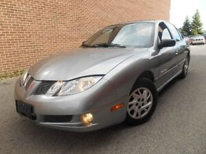 2005 Pontiac Sunfire SL,Low KMs,Sunroof,Alloys