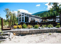 #80 8843 97A Highway, Swansea Point- LAKE FRONT RESORT!