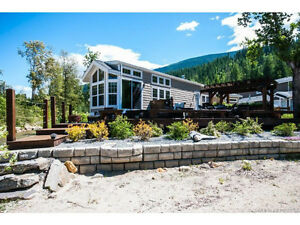 #80 8843 97A Highway, Swansea Point- LAKE FRONT RESORT! HELD