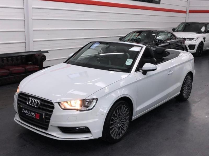 2014 audi a3 cabriolet 1 8 tfsi sport cabriolet s tronic 2dr in halifax west yorkshire gumtree. Black Bedroom Furniture Sets. Home Design Ideas