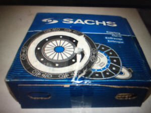 New Sachs 993 turbo clutch