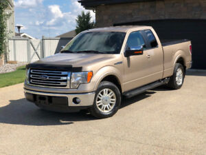 2013 Ford F-150 Lariat 89,000km, 2WD- LIKE NEW!! PRICED TO SELL!