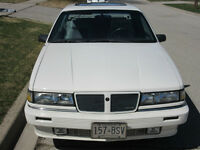 1987 Pontiac Grand AM SE