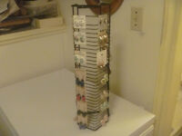 Tall Display Rack With 30 Brand New Earring Pairs For $12