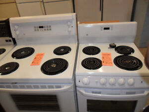 Full size and Apartment size Stove Sale!