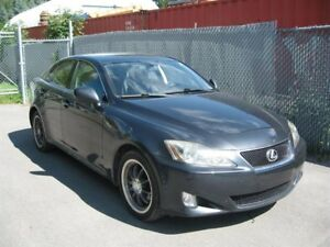 Lexus IS 250 4dr Sdn RWD 2007