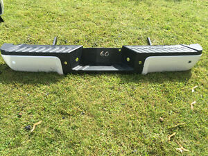 2013 F250 Platinim rear bumper
