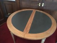 John Lewis solid table