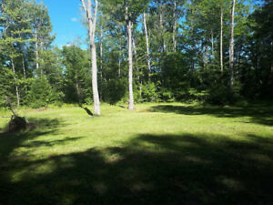 3.5 acre rural-residential lot for sale