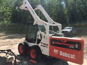 Bobcat s590 two to choose from
