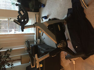 Technogym spin bike