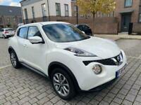 2014 Nissan Juke 1.6L TEKNA XTRONIC 5d 117 BHP Hatchback Petrol Automatic