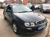 Rover 25 1.4 16v ( 84ps ) iE 3 DOOR - 2000 W-REG - SHORT MOT