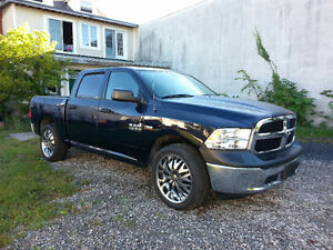 2013 Dodge Power Ram 1500 slt Fourgonnette, fourgon