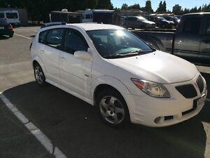 2008 Pontiac Vibe Hatchback