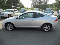 Acura RSX 3dr Sport Cpe Manual 2002