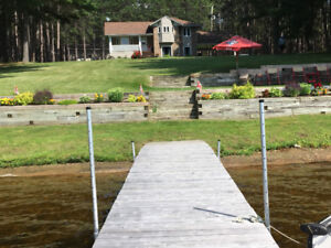 Vacation or permanent residence on the Bonnechere River