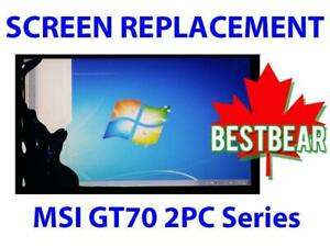 Msi Gt70 | Kijiji - Buy, Sell & Save with Canada's #1 Local