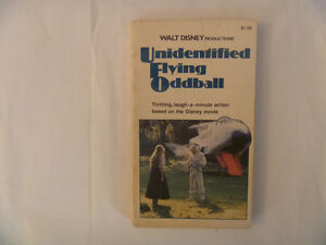 Unidentified Flying Oddball by Vic Crume