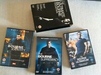 Bourne Collection DVD