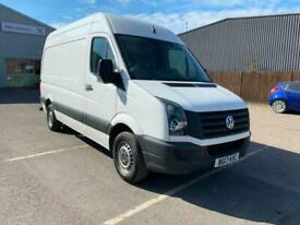Volkswagen Crafter 2.0TDI 140PS BMT CR35 MWB White + Cruise, Bluetooth
