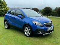 2015 Vauxhall Mokka 1.6L EXCLUSIV S/S 5d 114 BHP Hatchback Petrol Manual