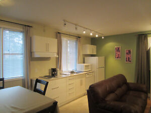 Furnished 1bed & den,1 bath, short term, available North Shore Greater Vancouver Area image 2