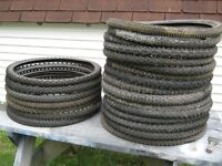 """26"""" Mountain Bicycle Tires"""