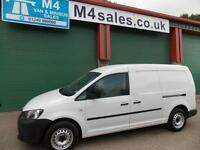 VW Caddy Maxi C20 TDI DSG Aircon Bluetooth