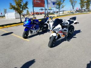2010 Yamaha r6 with safety+ etc