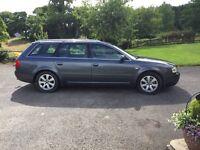 Audi A6 tdi estate 4x4 quatro