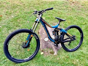 GIANT GLORY 2 2015' DH DESCENTE DOWNHILL