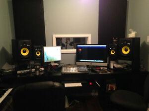 Studio d'enregistrement Musicien comp sur demande (Voir Vidéo) Saguenay Saguenay-Lac-Saint-Jean image 2