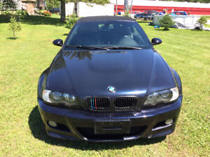 2004 BMW M3 Convertible MUST SELL