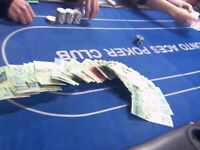 PLAY POKER  TONIGHT  $ 1 -$2 NO LIMIT HOLDEM w/ FREEROLL