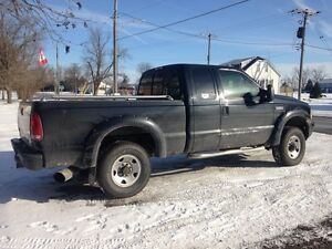 Ford 2002 F250 super duty 7.3