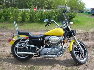 1993 HARLEY SPORTSTER 883 - EXCELLENT CONDITION!