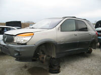 2002 BUICK  RENDEZVOUS FOR PARTS @ PICNSAVE WOODSTOCK