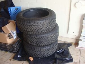 """Winter tires size 18"""""""