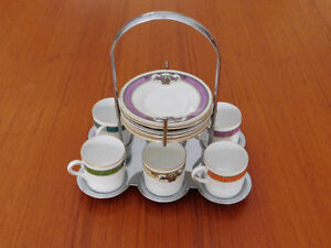 Espresso or Turkish Coffee Cup Set-Brand New