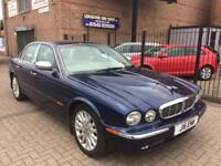 2004 Jaguar XJ Series 3.0 auto XJ6 12 Mot 2 Owners Bargain