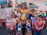 Magie Clown Fête Enfants Ballons Maquillage Rabais $$$.....