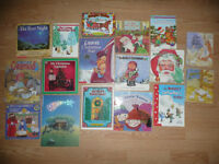 17 Christmas Books Young school aged children books